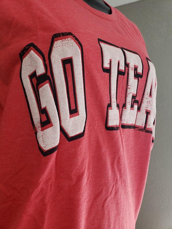 TTP; GO TEAM (RED)