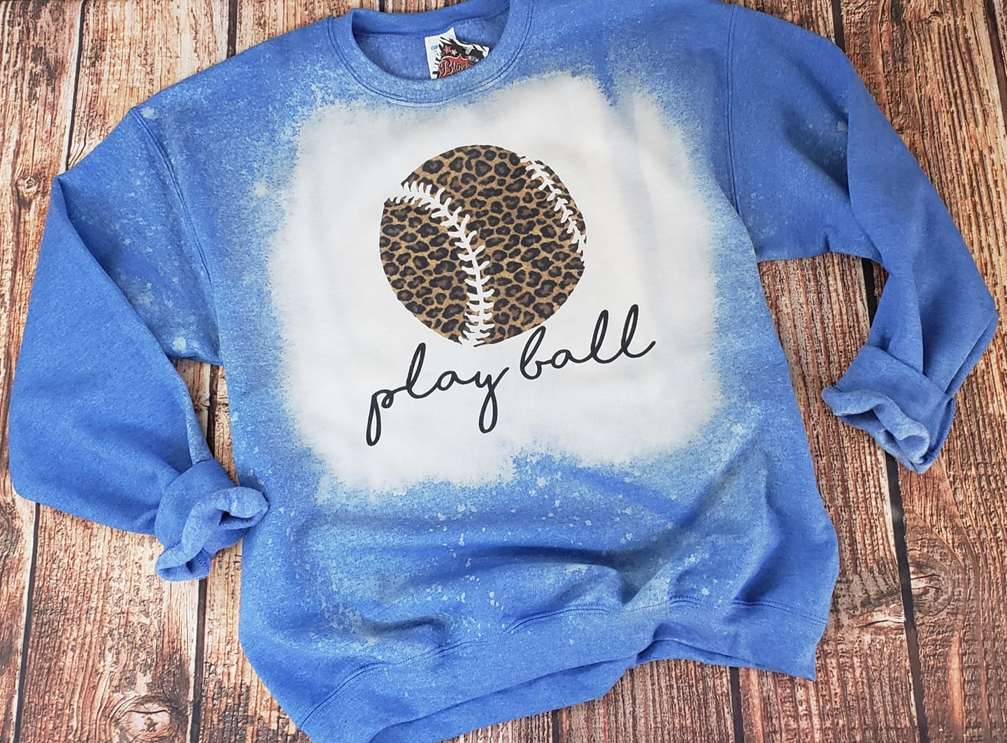 BLEACHED FLEECE; PLAY BALL & OTHER SPORTS