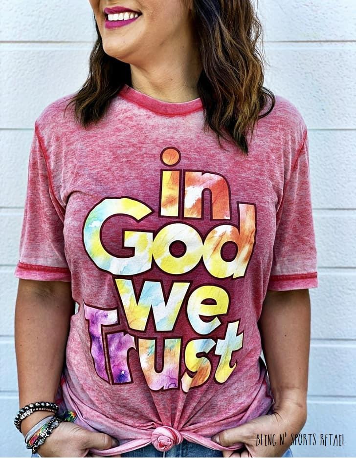HM; IN GOD WE TRUST
