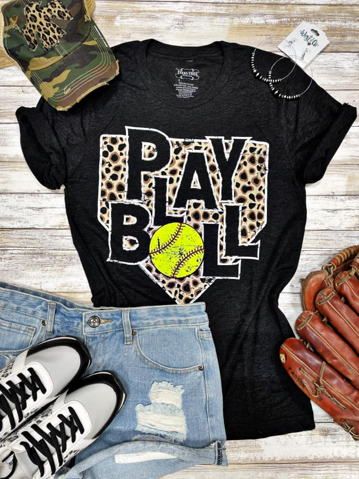 TTT; PLAY BALL; SOFTBALL